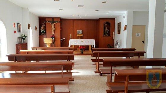 Residencia San Enrique de Guadiaro capilla