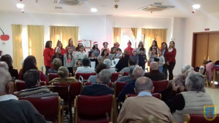 Navidad 2018 en Residencia San Enrique de Guadiaro